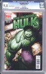 Incredible Hulk #1 (Portacio Variant cover) CGC 9.8