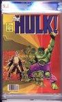 Hulk Magazine #23 CGC 9.8