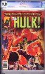 Hulk Magazine #25 CGC 9.8
