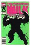Incredible Hulk #377 (Newsstand edition) VF/NM (9.0)