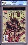 Incredible Hulk #92 CGC 9.8