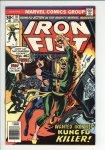 Iron Fist #10 VF/NM (9.0)