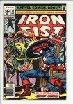 Iron Fist #12 VF/NM (9.0)