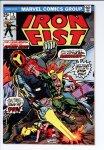 Iron Fist #3 VF/NM (9.0)