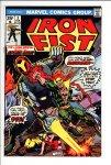 Iron Fist #3 VF+ (8.5)