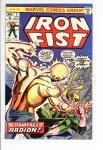 Iron Fist #4 NM- (9.2)