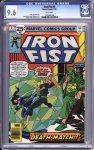 Iron Fist #6 CGC 9.6