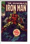 Iron Man #1 VG/F (5.0)