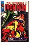 Iron Man #2 VF- (7.5)