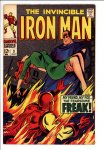 Iron Man #3 F/VF (7.0)