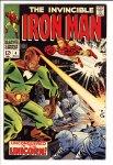 Iron Man #4 VF (8.0)