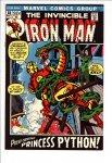 Iron Man #50 F/VF (7.0)