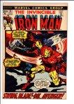 Iron Man #51 VF+ (8.5)