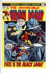 Iron Man #53 VF- (7.5)