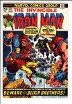 Iron Man #55 VG/F (5.0)