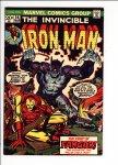 Iron Man #56 VF- (7.5)