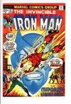 Iron Man #57 VF+ (8.5)