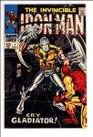 Iron Man #7 F+ (6.5)