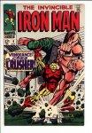 Iron Man #6 NM (9.4)