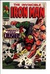 Iron Man #6 VF (8.0)
