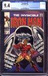 Iron Man #8 CGC 9.4
