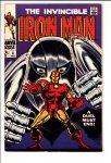 Iron Man #8 VF+ (8.5)