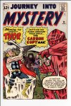 Journey into Mystery #90 F+ (6.5)