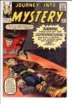 Journey into Mystery #91 F/VF (7.0)