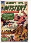 Journey into Mystery #97 VF (8.0)