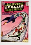 Justice League of America #17 VF+ (8.5)