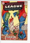 Justice League of America #18 VF/NM (9.0)