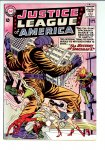 Justice League of America #20 VF+ (8.5)