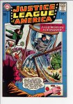 Justice League of America #26 VF+ (8.5)