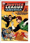 Justice League of America #30 VF- (7.5)