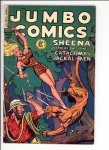 Jumbo Comics #134 F/VF (7.0)