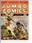 Jumbo Comics #40 VF- (7.5)