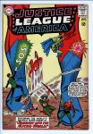Justice League of America #18 VF (8.0)