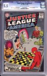 Justice League of America #1 CGC 5.5
