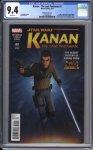 Kanan - The Last Padawan #1 (Rebels variant) CGC 9.4
