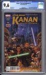 Kanan - The Last Padawan #1 CGC 9.6