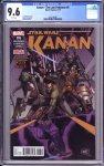 Kanan - The Last Padawan #6 CGC 9.6