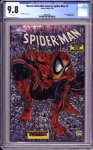 Marvel Collectible Classics: Spider-man #2 CGC 9.8