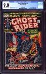 Marvel Spotlight #5 CGC 9.0