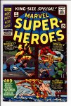 Marvel Super Heroes #1 VF+ (8.5)
