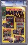 Marvel Tales #6 CGC 9.6