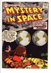 Mystery in Space #35 VF (8.0)