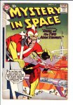 Mystery in Space #59 VF- (7.5)