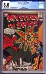 Mystery in Space #56 CGC 8.0
