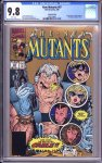 New Mutants #87 (Gold variant) CGC 9.8