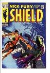 Nick Fury Agent of SHIELD #11 VF/NM (9.0)